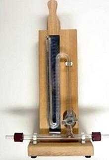 Назовите прибор для измерения давления