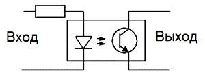 Optopara tranzistornaia