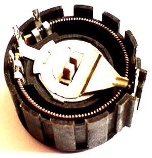 Схема подключения потенциометра с 3 контактами