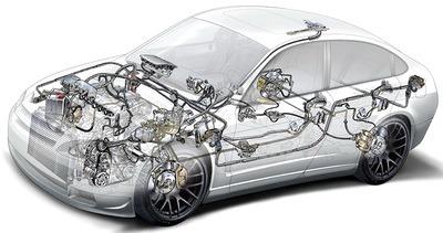 Elektrooborudovanie avtomobilia ustroistvo 2