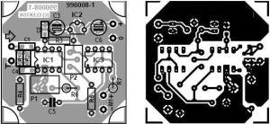 AD8307 RF Decibel Power Meter Circuit