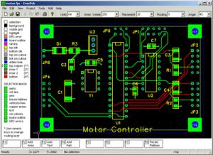 Basic Homemade PCB