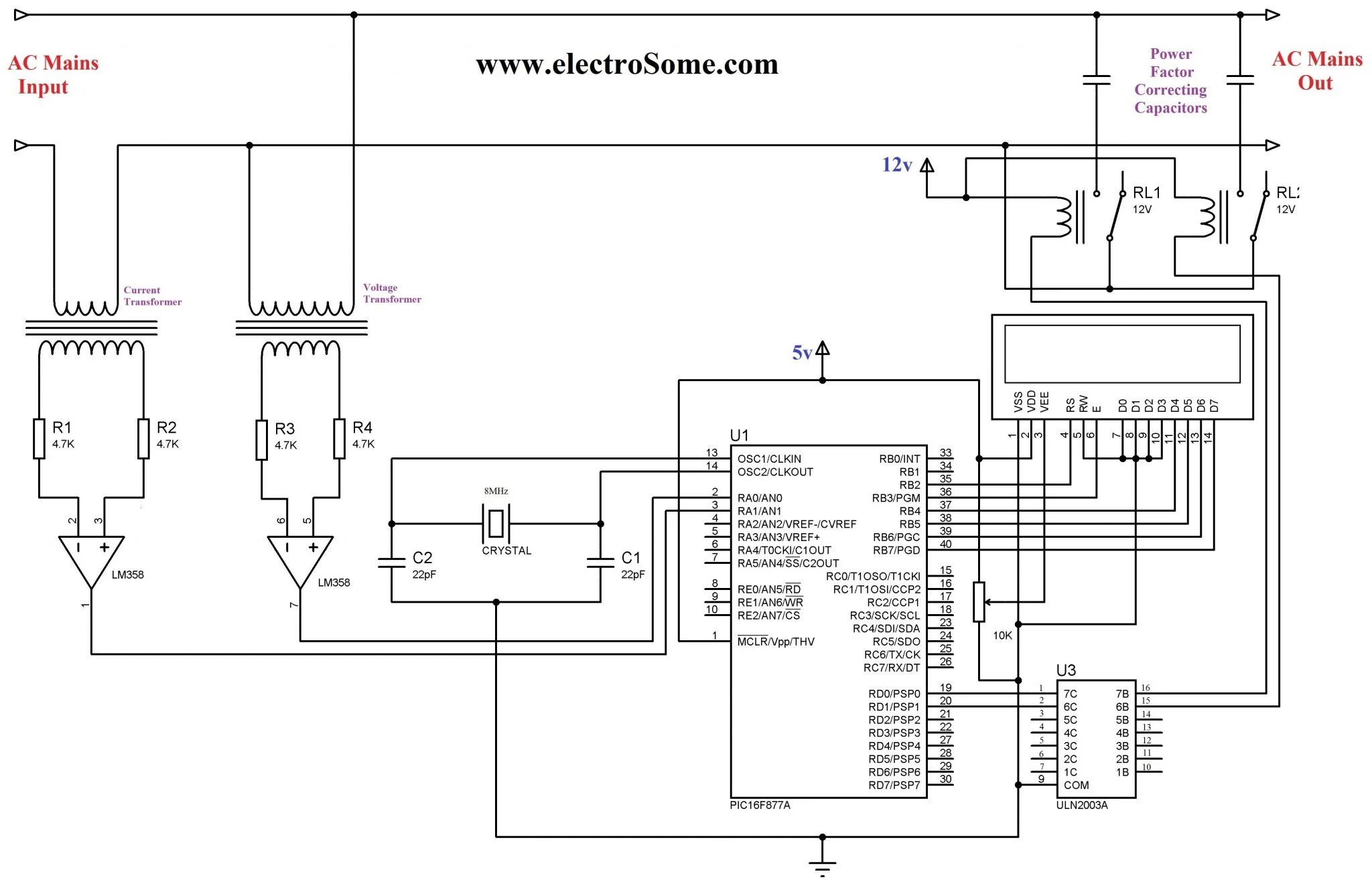 Furnace Transformer Relay Wiring