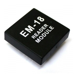Interfacing EM18 RFID Reader Module with PIC Microcontroller