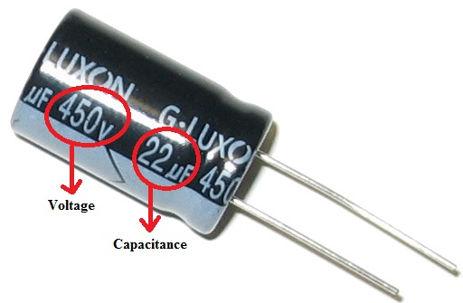 Electronic passive and active components on ship