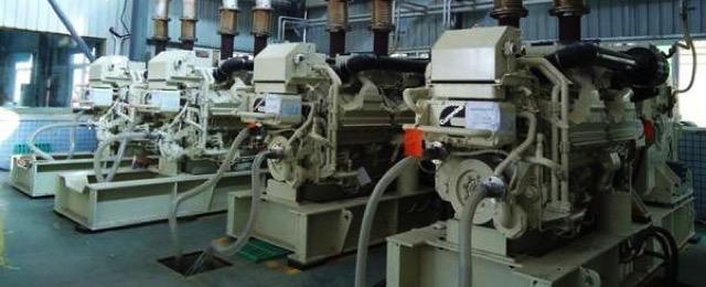 - ETO job - Fault finding on diesel generator