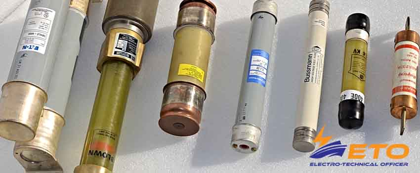 Type of fuses on ship