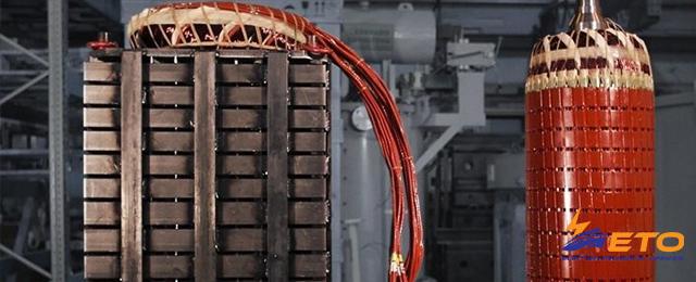Inductive Voltage Regulators on ship system