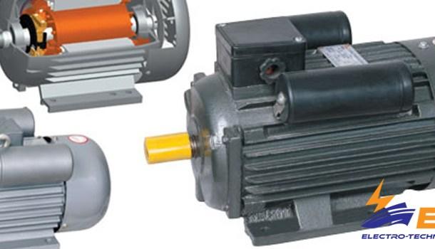 Single phase motors on ship