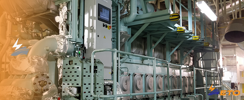All about ship's Generator, basic working system and main Generator components