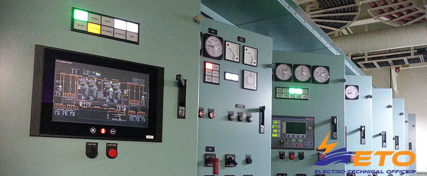 Bow Thruster High Voltage work procedure