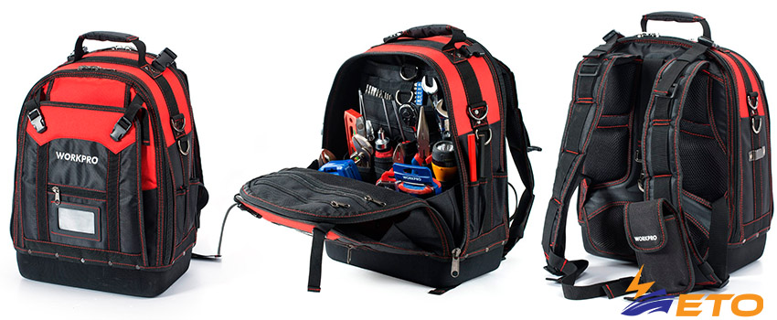 The Best Ship Electrician (ETO) Back Pack