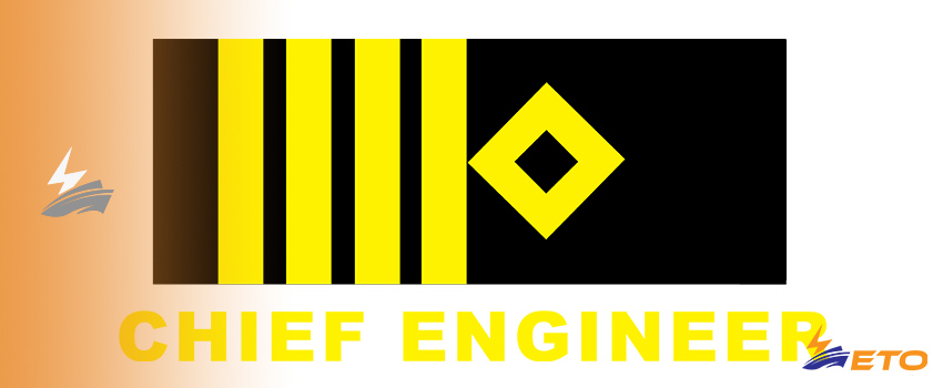 Chief Engineer rank picture