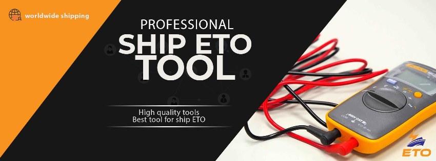 Professional Tool for ship ETO
