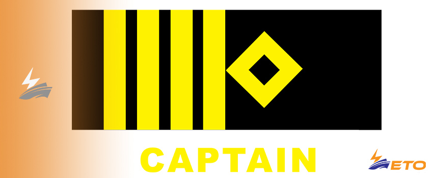 Ship Captain rank picture