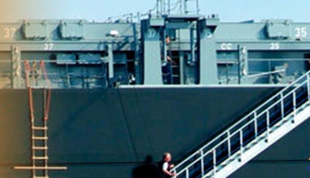 Unfamiliar, and overwork crew repairing ship electrical system cause serious injuries
