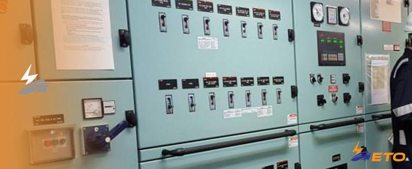 Ship electrical load analysis