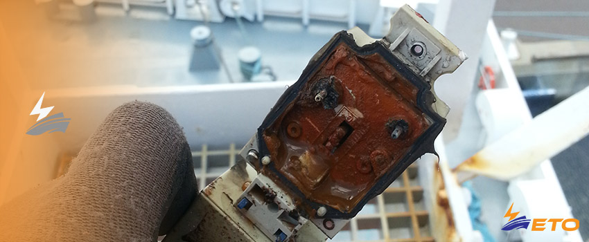 How to make maintenance of ship electrical systems