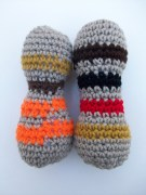 Crocheted Resistors