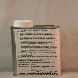 3d uv resine