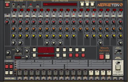 Nepheton 3 Nepheton TR 808
