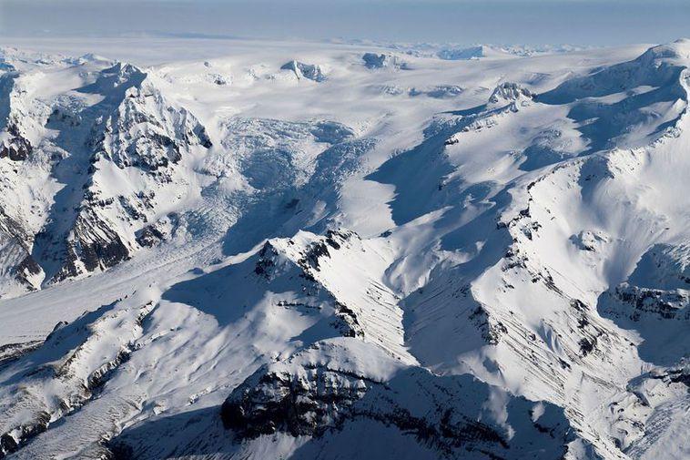 Öræfajökull volcano www.electroverse.net