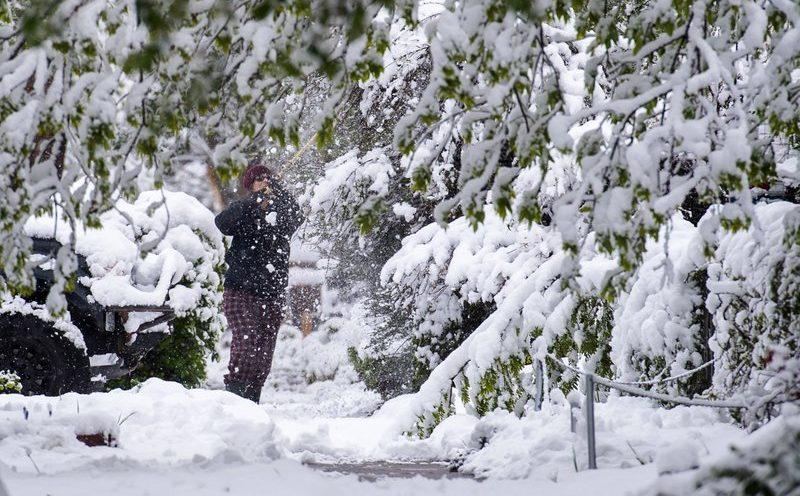 Les fakes news Climato-Alarmistes Cheyenne-snow-may-2-e1558526614347