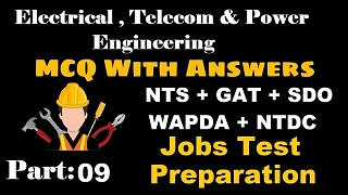Electrical Engineering Practice And Preparation MCQ Test 9