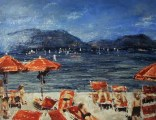 "Canvas 22, ""Lago di Garda"""