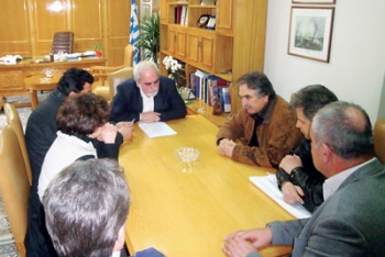 Παρουσιάστηκε χθες στο Χρ. Μαλαπάνη πρόταση για 6 συγχωνεύσεις γυμνασίων - λυκείων της Μεσσηνίας