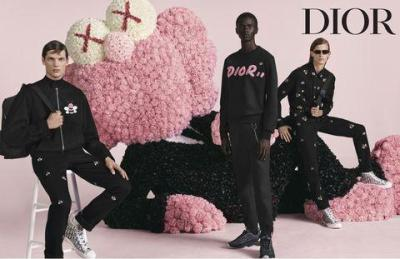 dior fashion male