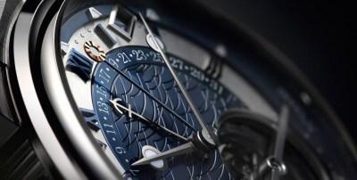 montre Breguet - Haute horlogerie