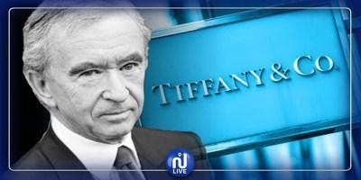 LVMH - Bernard Arnault - Tiffany and co