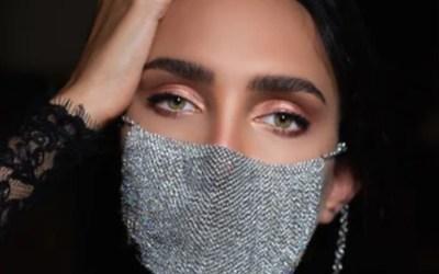 Jacob & Co crée le masque le plus précieux au monde : 3'040 diamants !