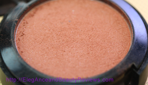 OFRA Pressed Blush Review photo close up