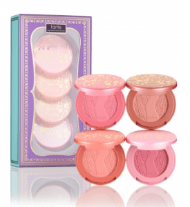 Tarte HOLIDAY 2014 - celebrity-favorite blushes in 4 limited-edition shades.