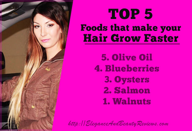 Foods That Make Hair Grow Faster - The 1 Hair Food Is-9938