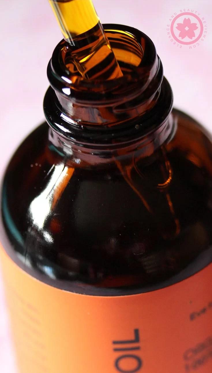 Eve Hansen Rosehip Oil