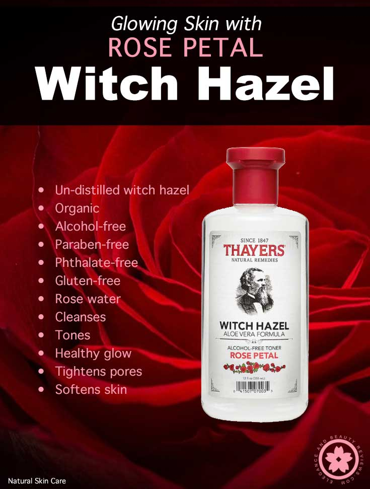 Best All Natural Witch Hazel