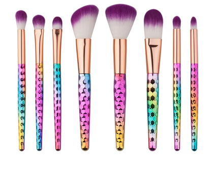 makeup brushes unicorn