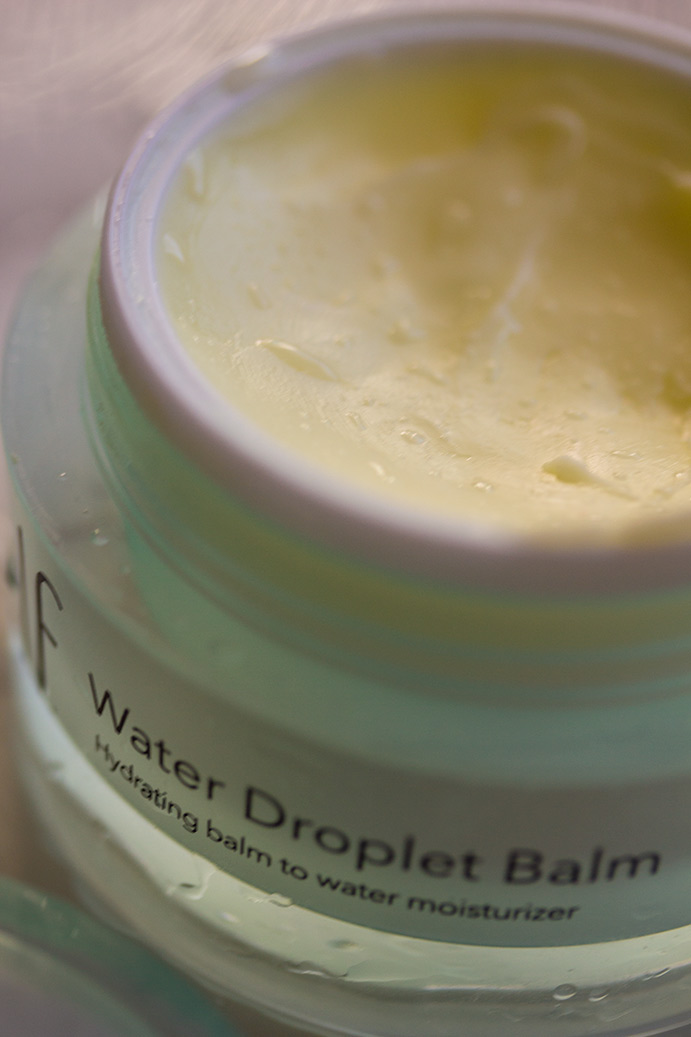 elf water droplet balm review