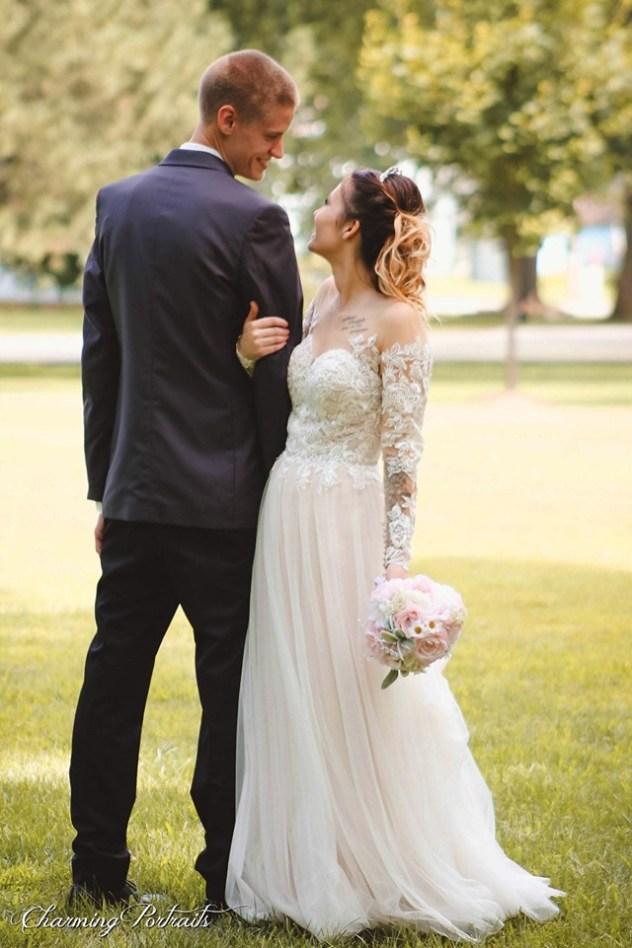 Hansen/Samsel Wedding, August 2019