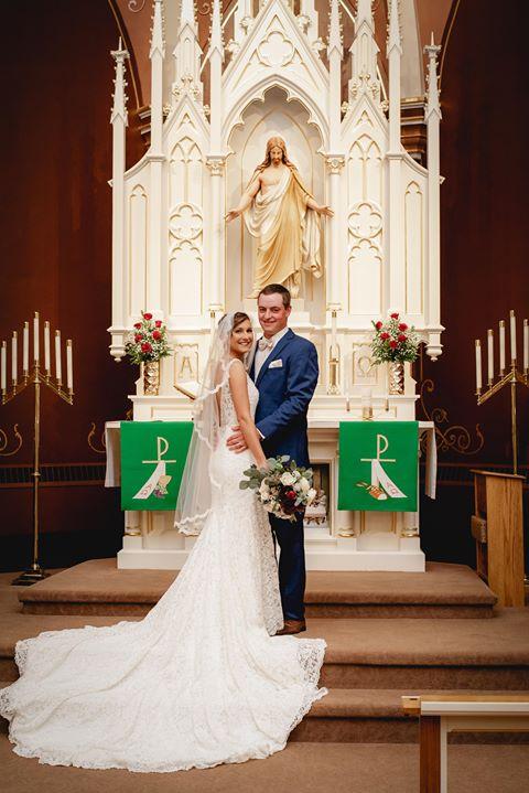 Kraus/Heilman Wedding, September 2019