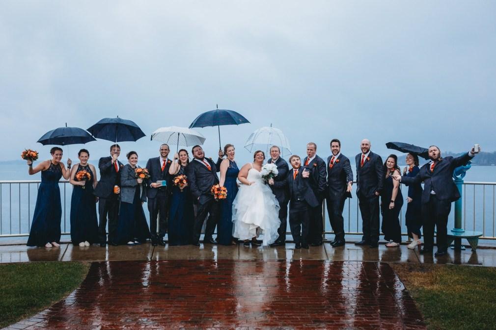 Andersen/Jacobs Wedding, November 2018