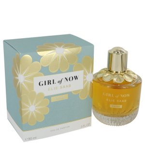 L'eau de parfum Girl of Now Shine Elie Saab vous offre une composition sensuelle de notes gourmandes et fleuries qui assurent un sentiment d'exception.
