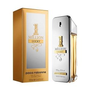 Paco Rabanne - 1 Million Lucky-eau-de-toilette-elegance-parfum