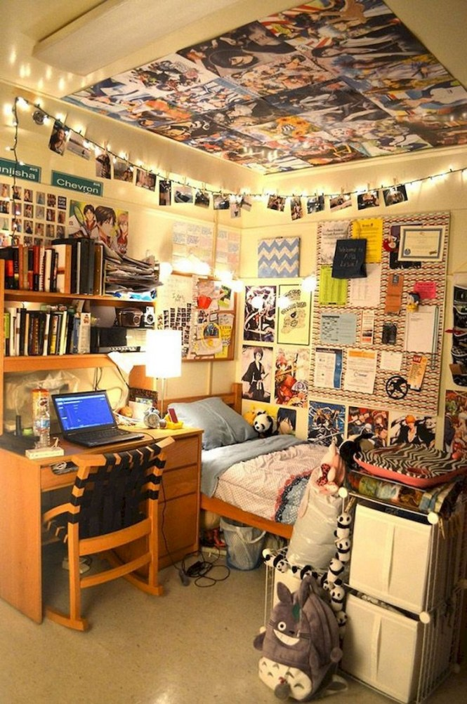 68 Funny Dorm Room Decorating Ideas On A Budget