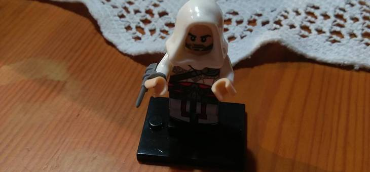 Assassin´s Creed de Lego