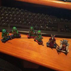 Turtugas Ninja Mutantes Adolescentes