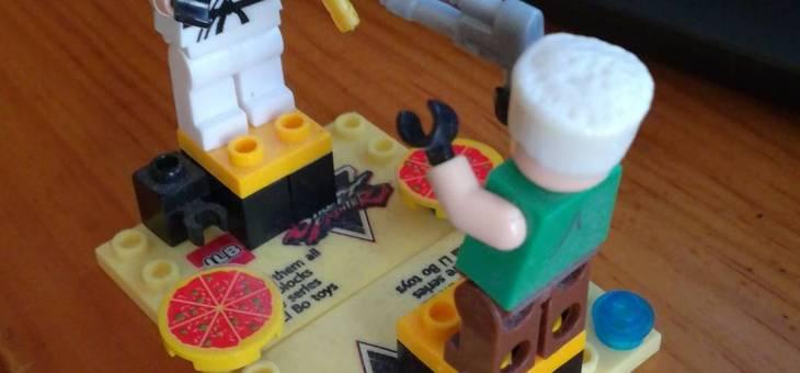 Los Legos de Street Fighter